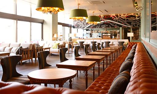 サブリナで英国のカフェのような落ち着いた大人の時間を